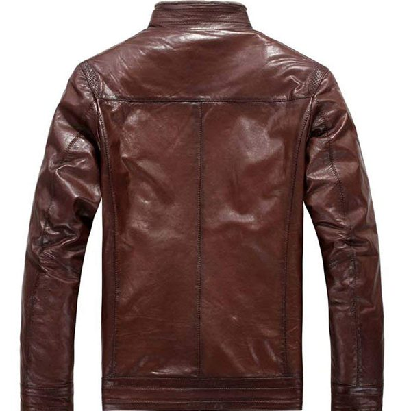 Men S Leather Shearling Bomber Jacket For Mens Jackleathers