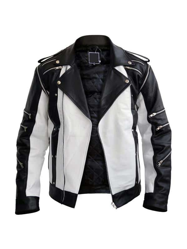 Men Black & White Thriller Premium Genuine Pure Real ...